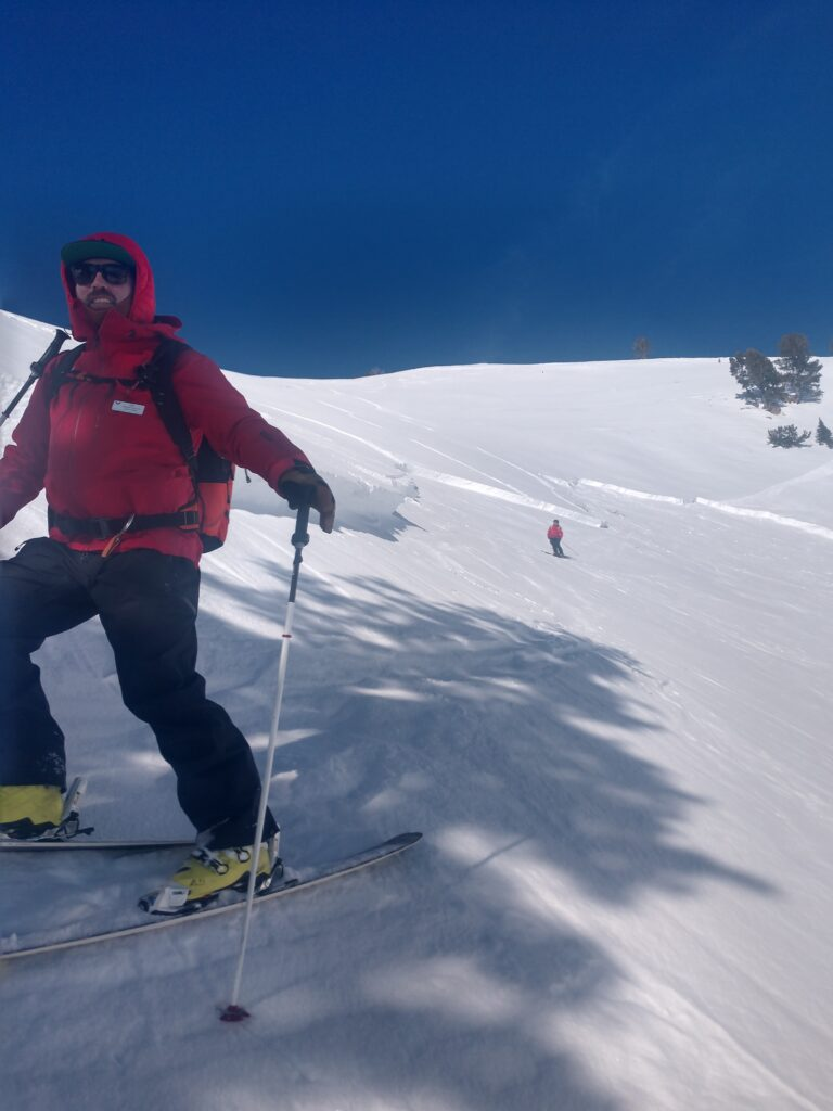 A backcountry avalanche event investigation illustrating the importance of asking what happened and then work on how to prevent it in the future.